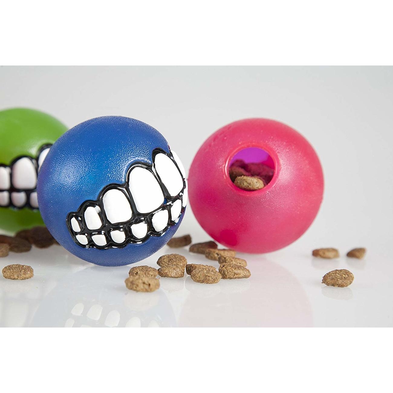 Rogz Grinz Ball für Hunde, Bild 9