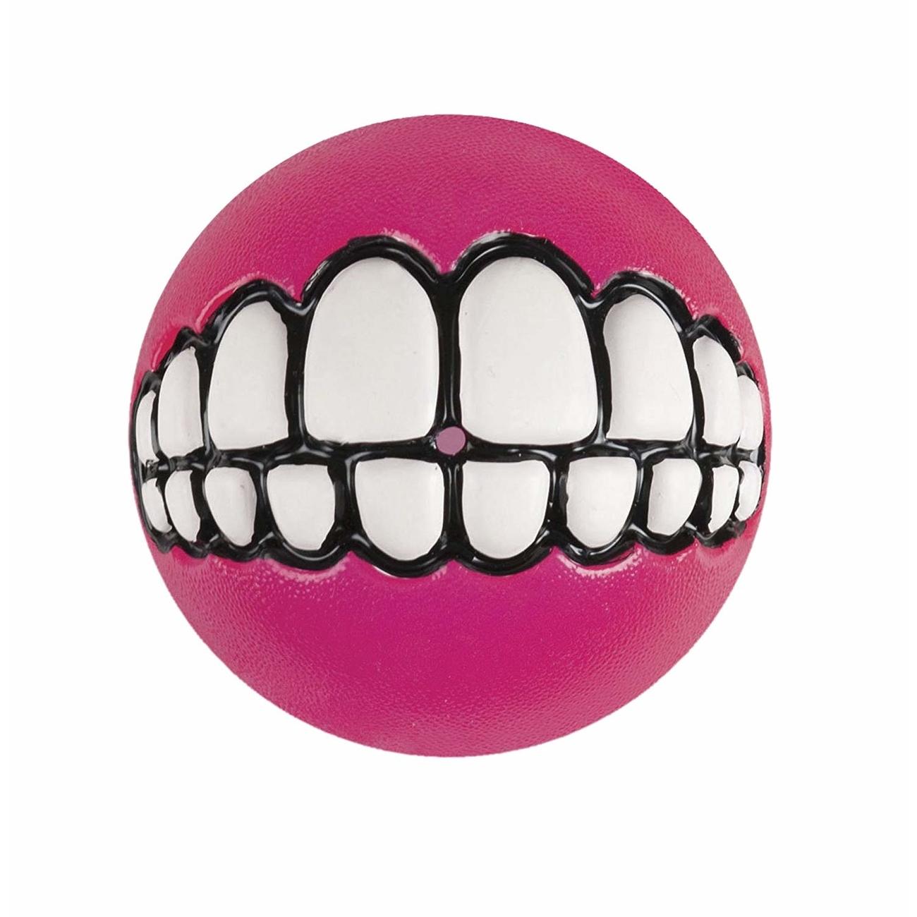 Rogz Grinz Ball für Hunde, Bild 3
