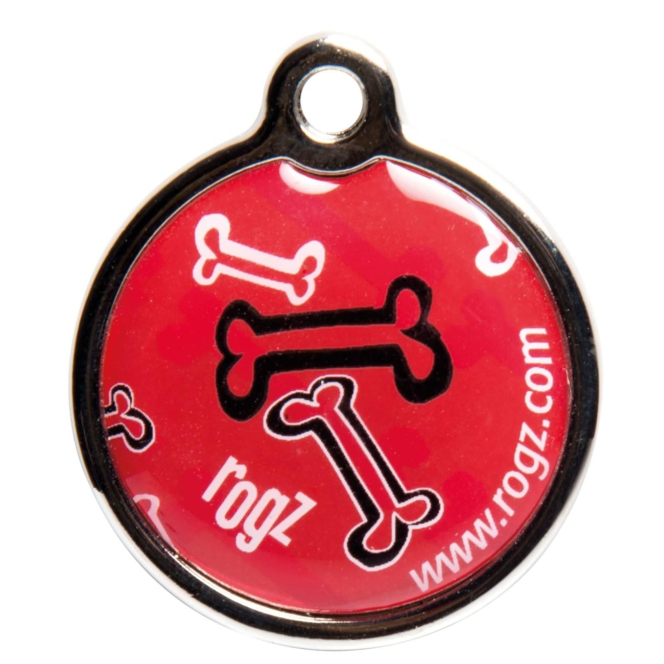 Rogz ID Tag - Metall Adressanhänger