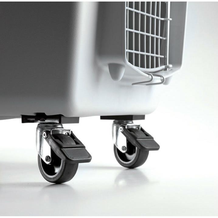 Stefanplast Rollen, Rädersatz für Gulliver Transportboxen