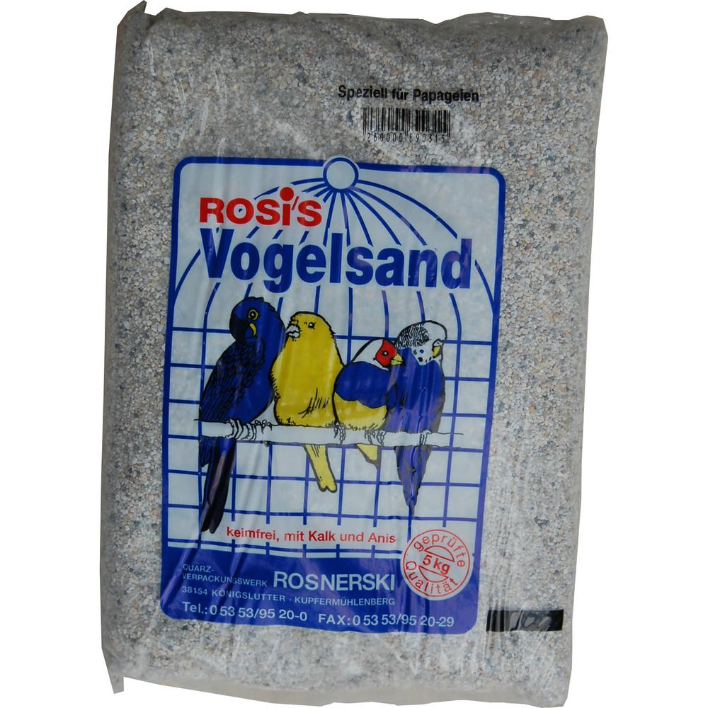 Zeus Rosis Vogelsand