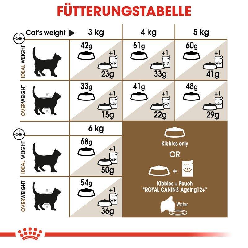 Royal Canin Ageing 12+ Trockenfutter für ältere Katzen, Bild 8