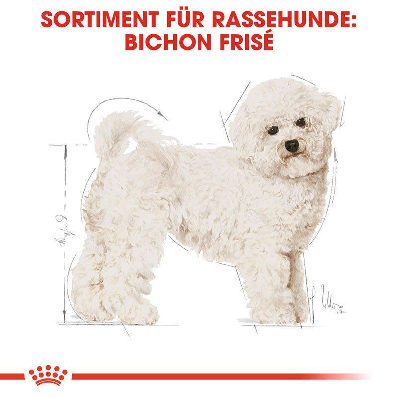 Royal Canin Bichon Frise Adult Hundefutter trocken, Bild 2