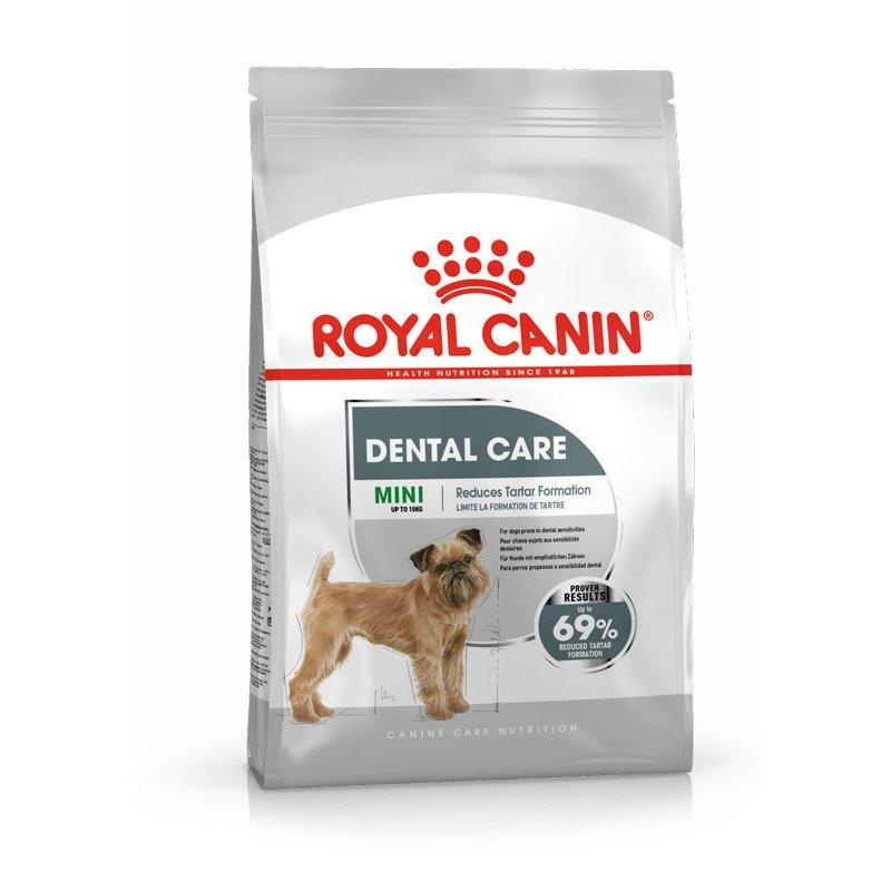 Royal Canin CCN Dental Care Mini Hundefutter, 1 kg