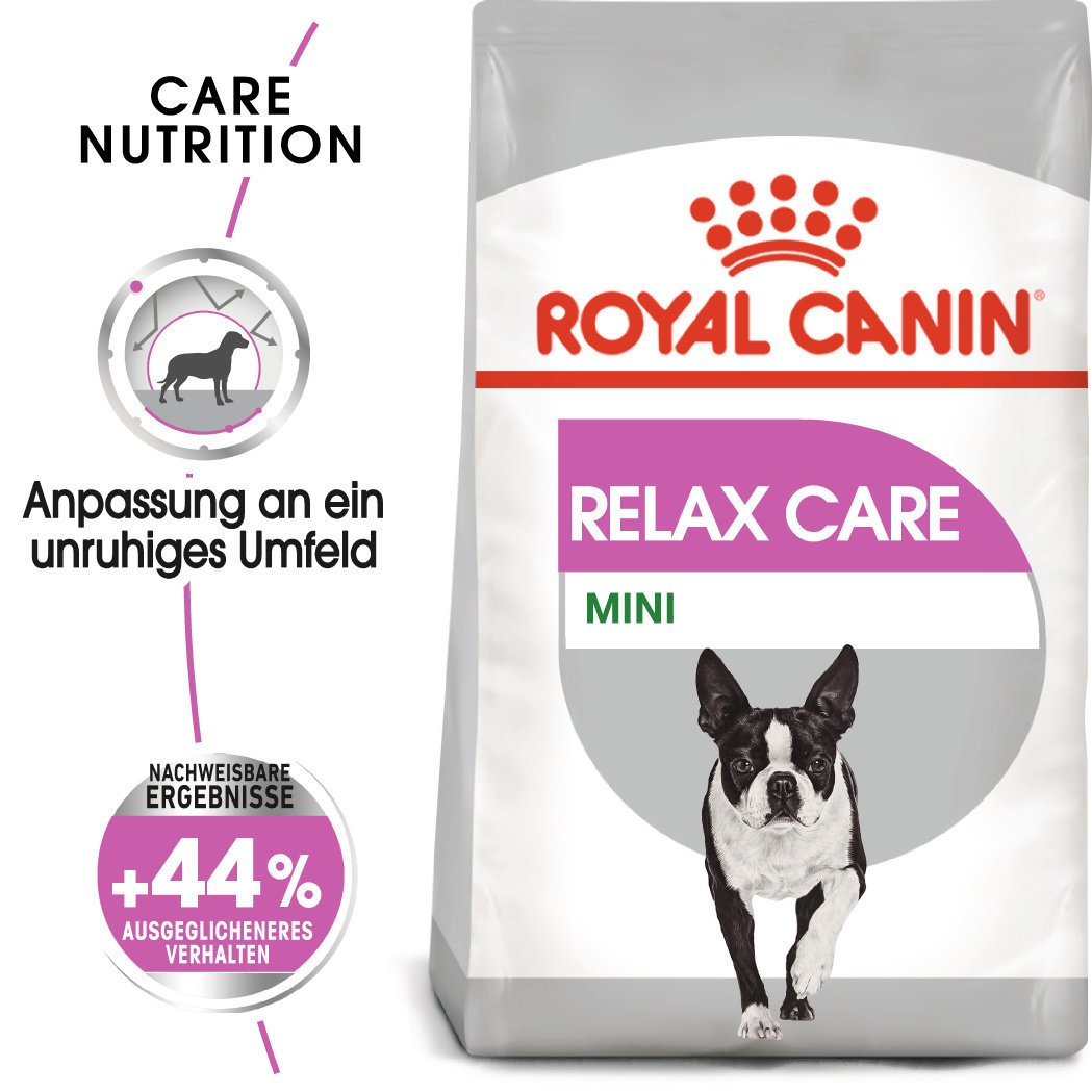 Royal Canin CCN Relax Care Mini Hundefutter