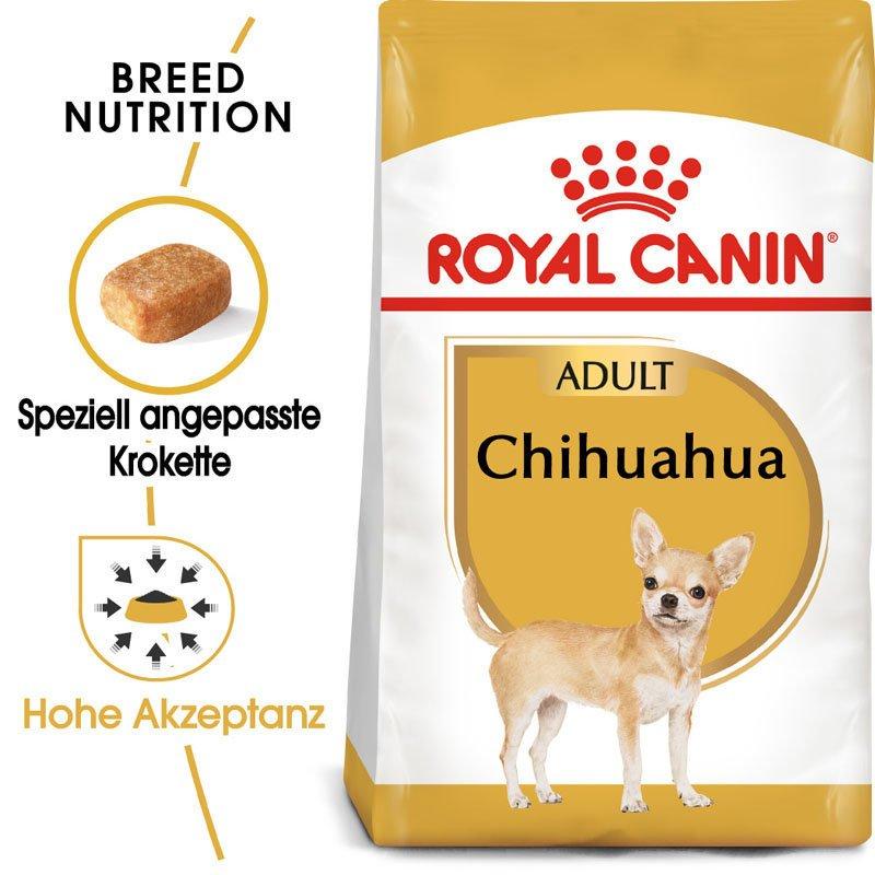 Royal Canin Chihuahua Adult Hundefutter trocken, Bild 3