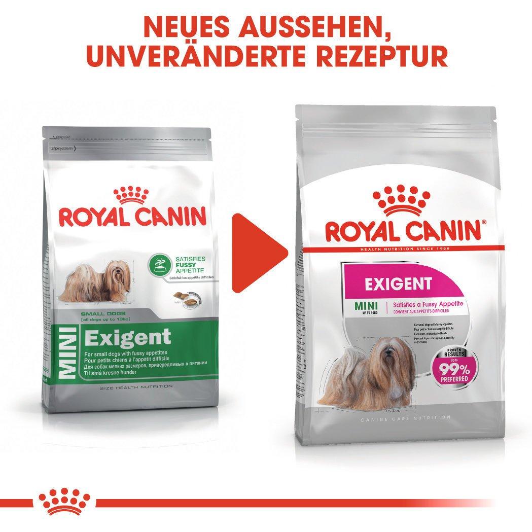 Royal Canin Exigent Mini Trockenfutter für wählerische kleine Hunde, Bild 9