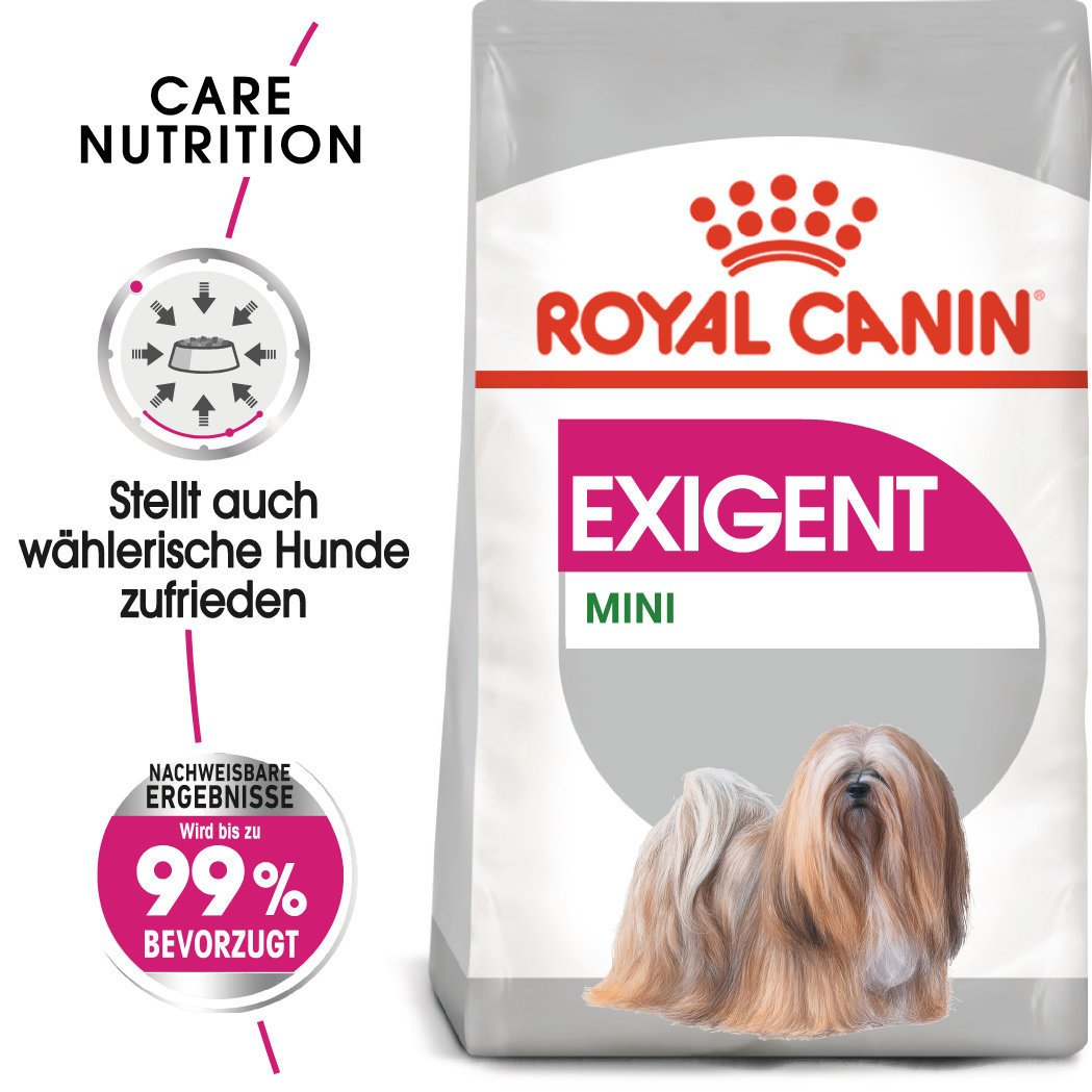 Royal Canin Exigent Mini Hundefutter