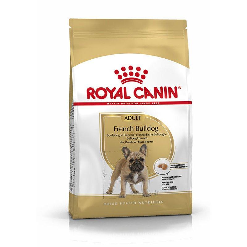Royal Canin French Bulldog Adult Hundefutter trocken für Französische Bulldoggen, 1,5 kg