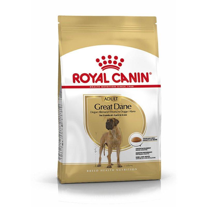 Royal Canin Great Dane Adult Hundefutter trocken für Deutsche Doggen, 12 kg