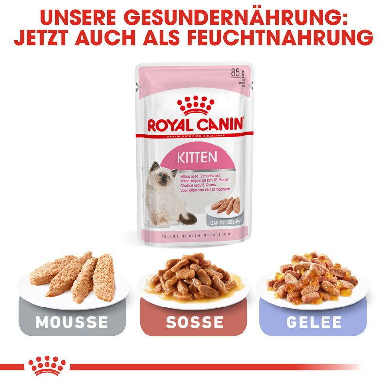 Royal Canin KITTEN Trockenfutter für Kätzchen, Bild 2