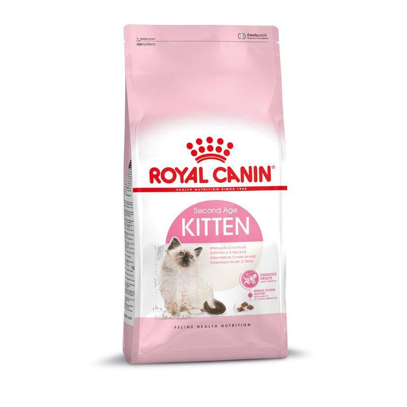 Royal Canin KITTEN Trockenfutter für Kätzchen, 10 kg