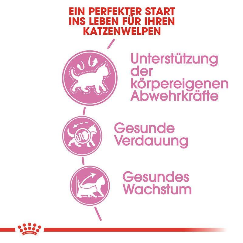 Royal Canin KITTEN Trockenfutter für Kätzchen, Bild 6