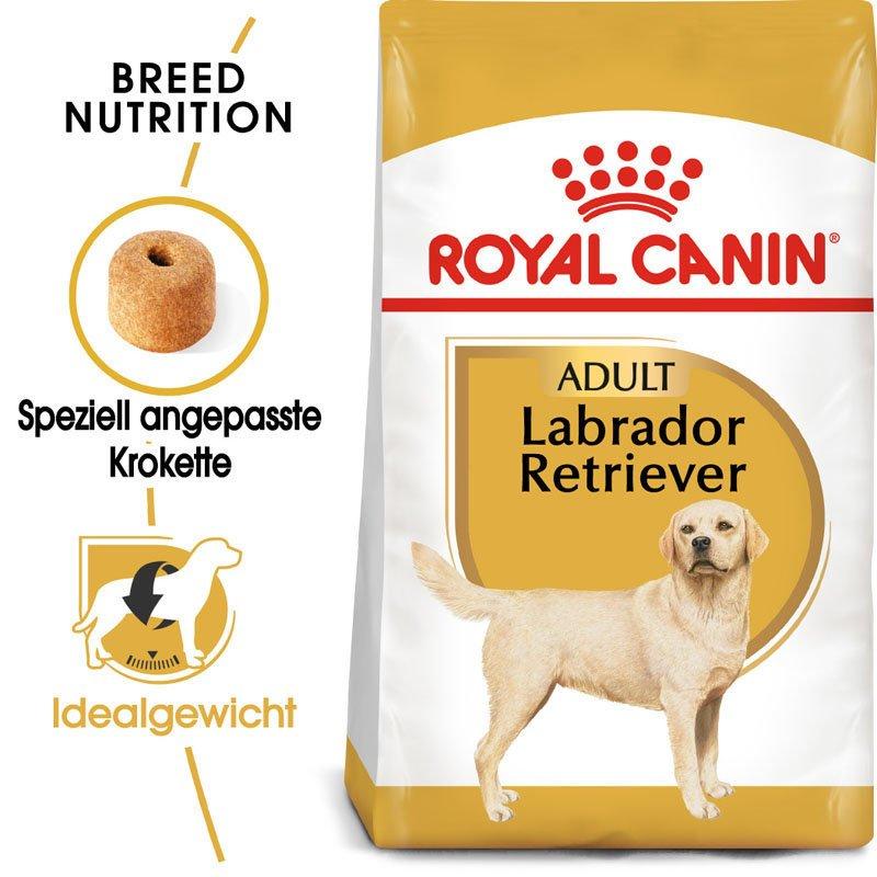 Royal Canin Labrador Retriever Adult Hundefutter trocken, Bild 4