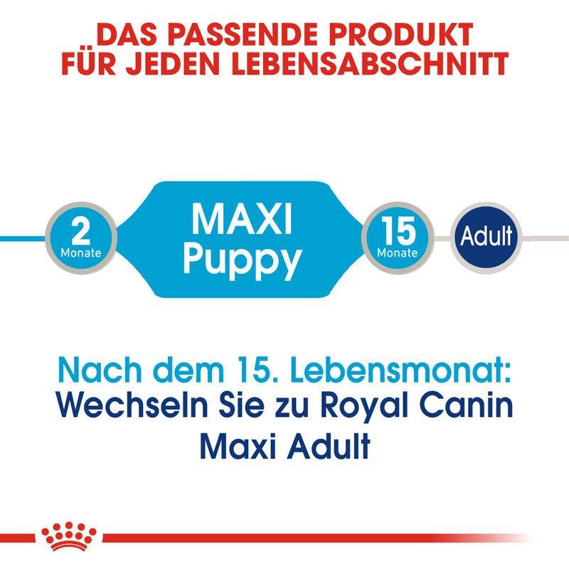 Royal Canin Maxi Puppy Welpenfutter nass für große Hunde, Bild 4