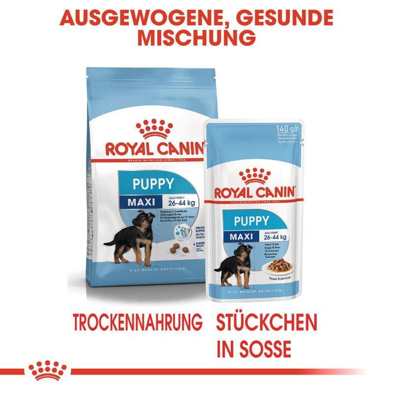 Royal Canin Maxi Puppy Welpenfutter nass für große Hunde, Bild 6