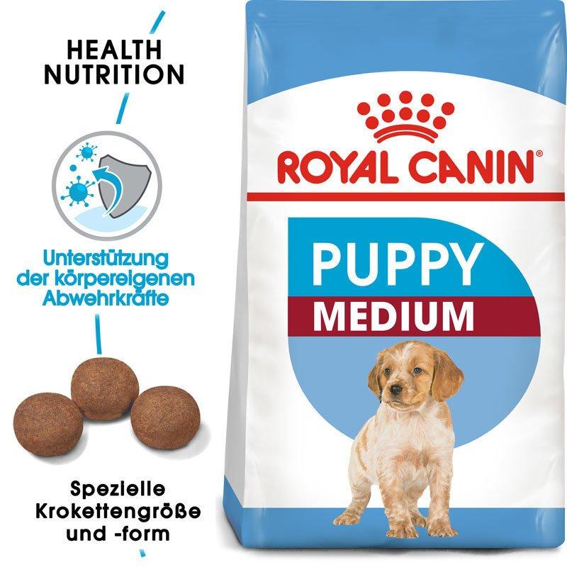Royal Canin Medium Puppy Welpenfutter, Bild 4