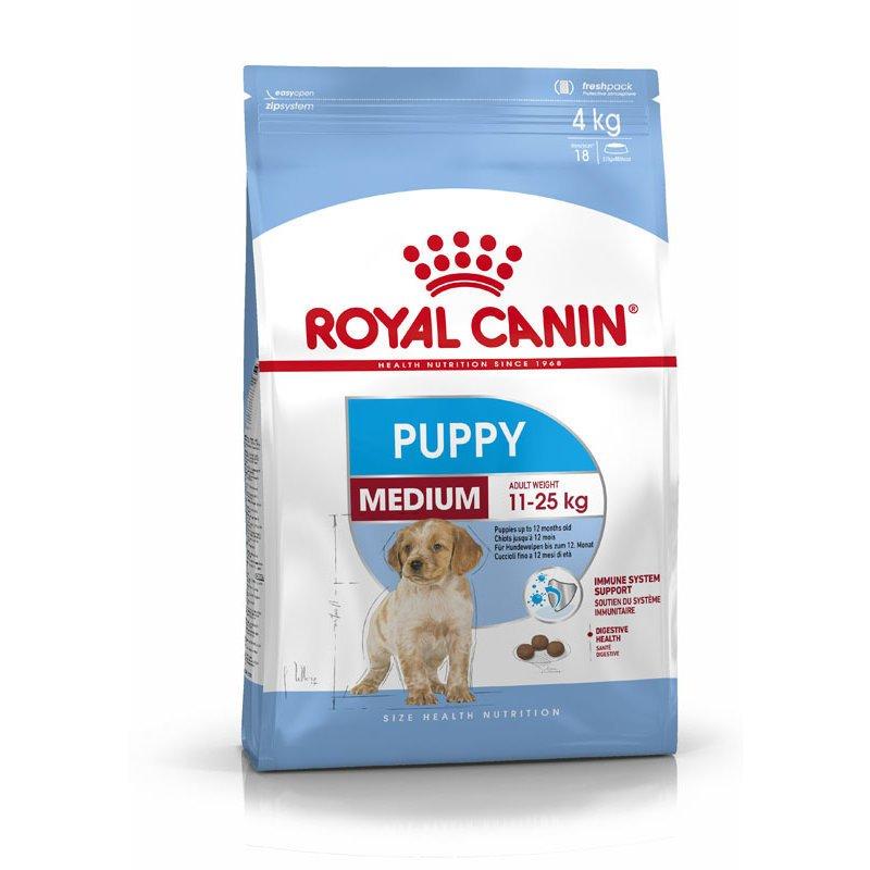 Royal Canin Medium Puppy Welpenfutter