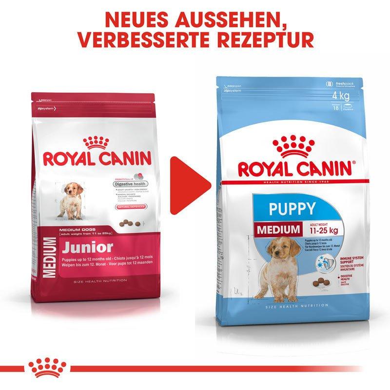 Royal Canin Medium Puppy Welpenfutter, Bild 9