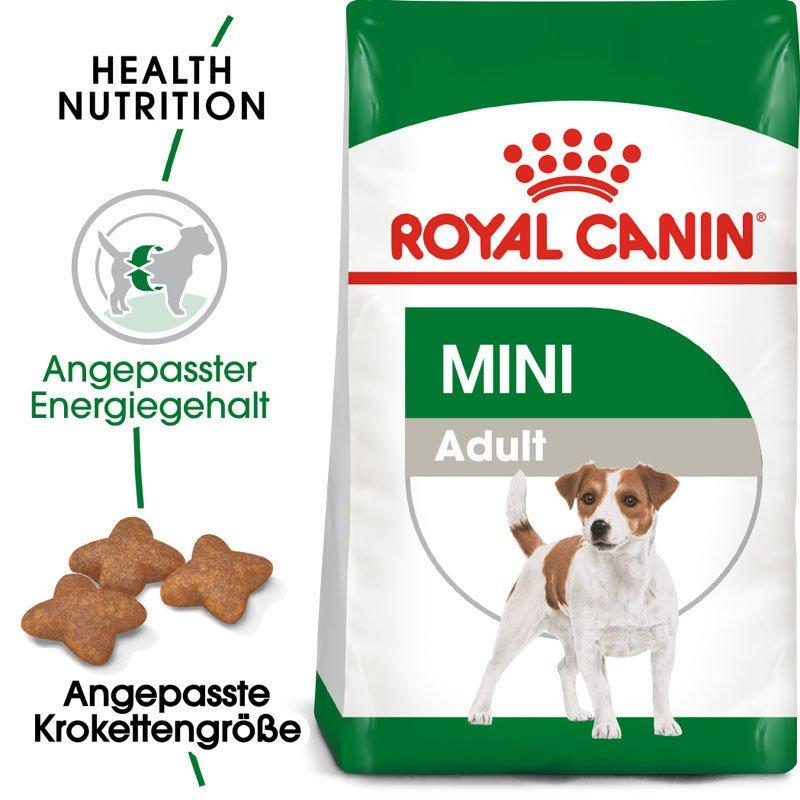 Royal Canin Mini Adult Trockenfutter für kleine Hunde, Bild 3