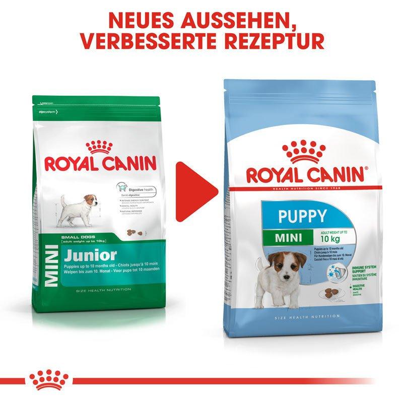 Royal Canin Mini Puppy Welpenfutter nass für kleine Hunde, Bild 9
