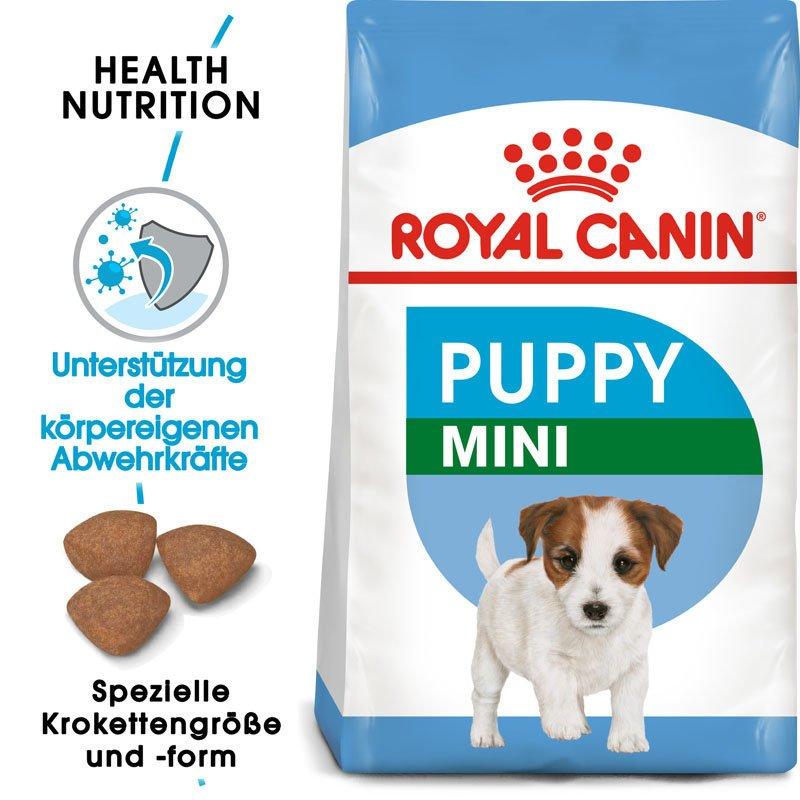 Royal Canin Mini Puppy Welpenfutter trocken für kleine Hunde, Bild 2