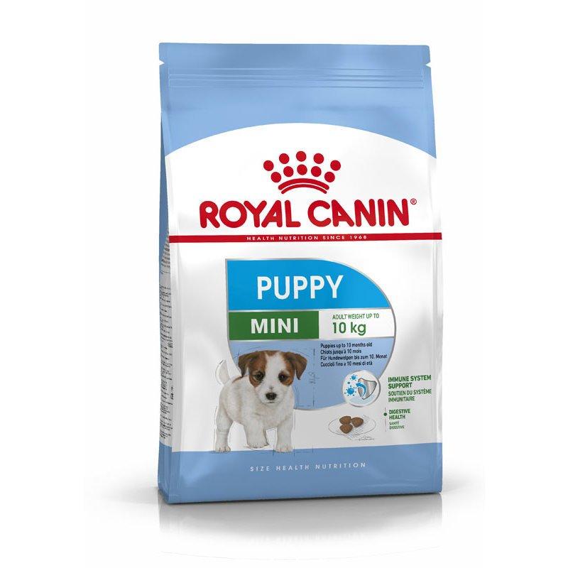 Royal Canin Mini Puppy Welpenfutter trocken für kleine Hunde