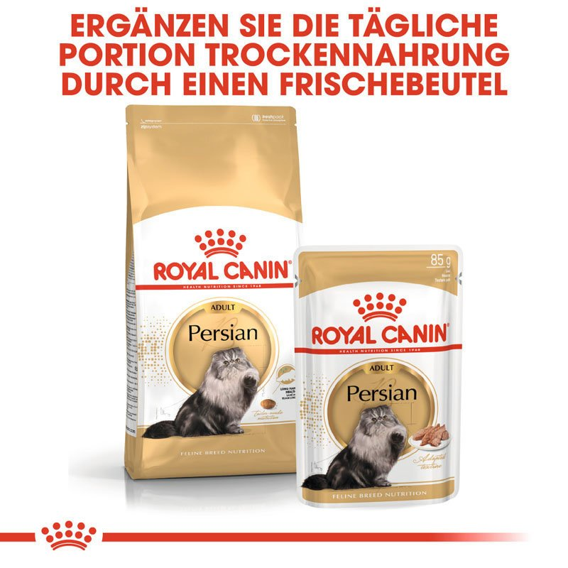 Royal Canin  Persian Adult Katzenfutter nass für Perser-Katzen, Bild 6