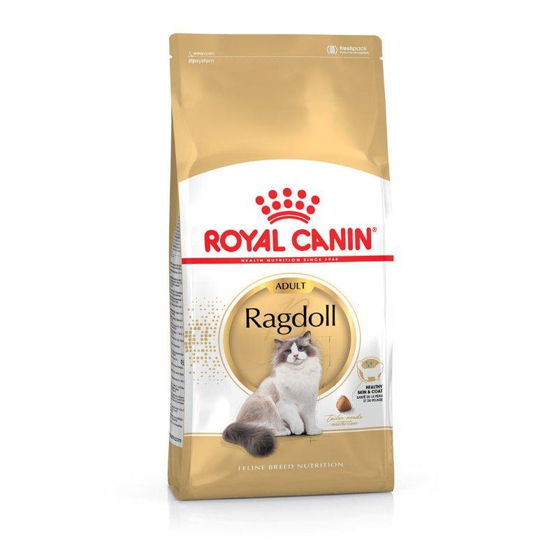 Royal Canin Ragdoll Adult Katzenfutter trocken, 2kg