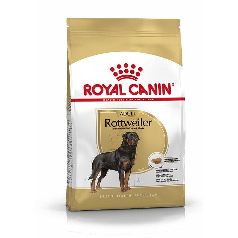 Royal Canin Rottweiler Adult Hundefutter trocken, 12 kg