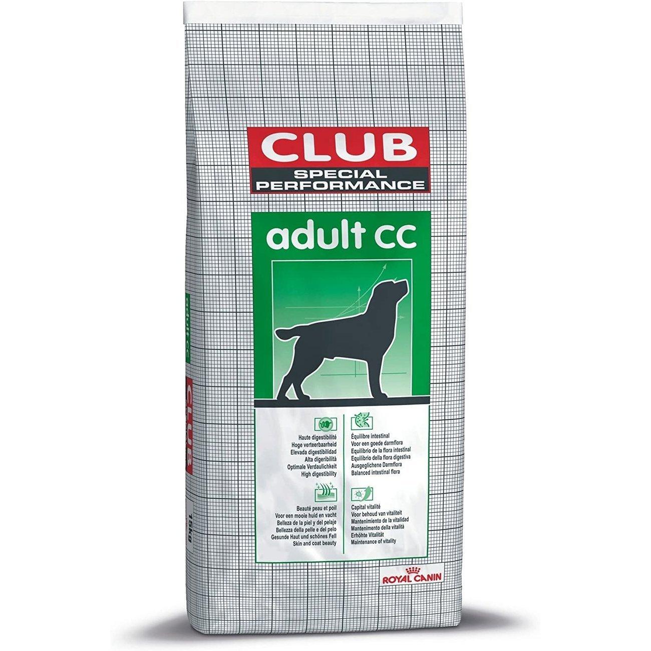 Royal Canin Special Club Adult C.C. Hundefutter, 15 kg
