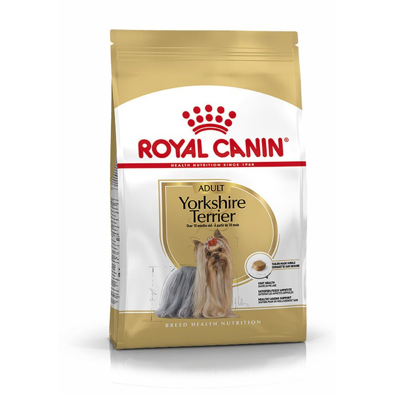 Royal Canin Yorkshire Terrier Adult Hundefutter trocken, 3 kg