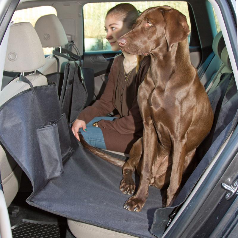 Kerbl Rückbank Hundedecke für das Auto, Bild 3