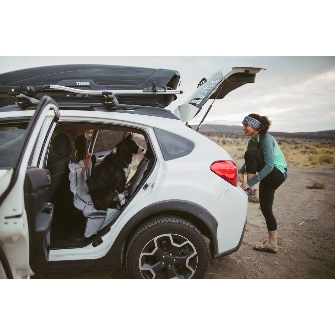 Ruffwear Dirtbag Seat Cover Autoschutzdecke, Bild 14