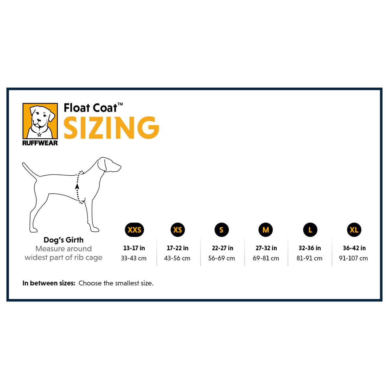 Ruffwear Float Coat Schwimmweste für Hunde, Bild 10
