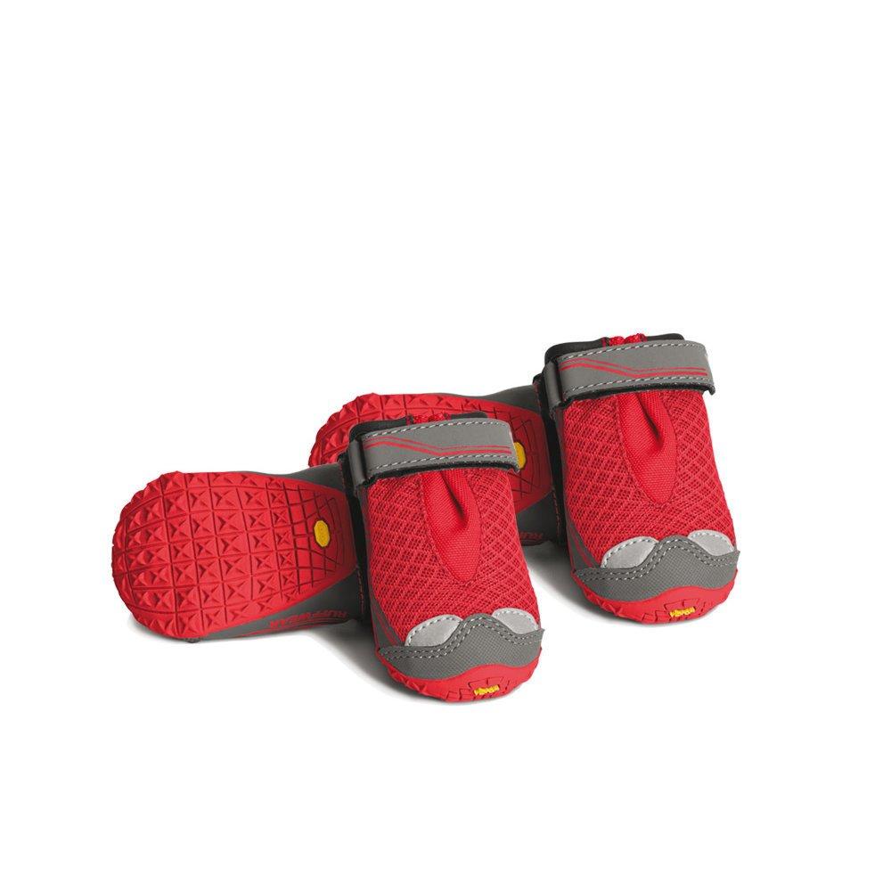 Ruffwear Grip Trex™ Hundeschuhe im 4er Pack