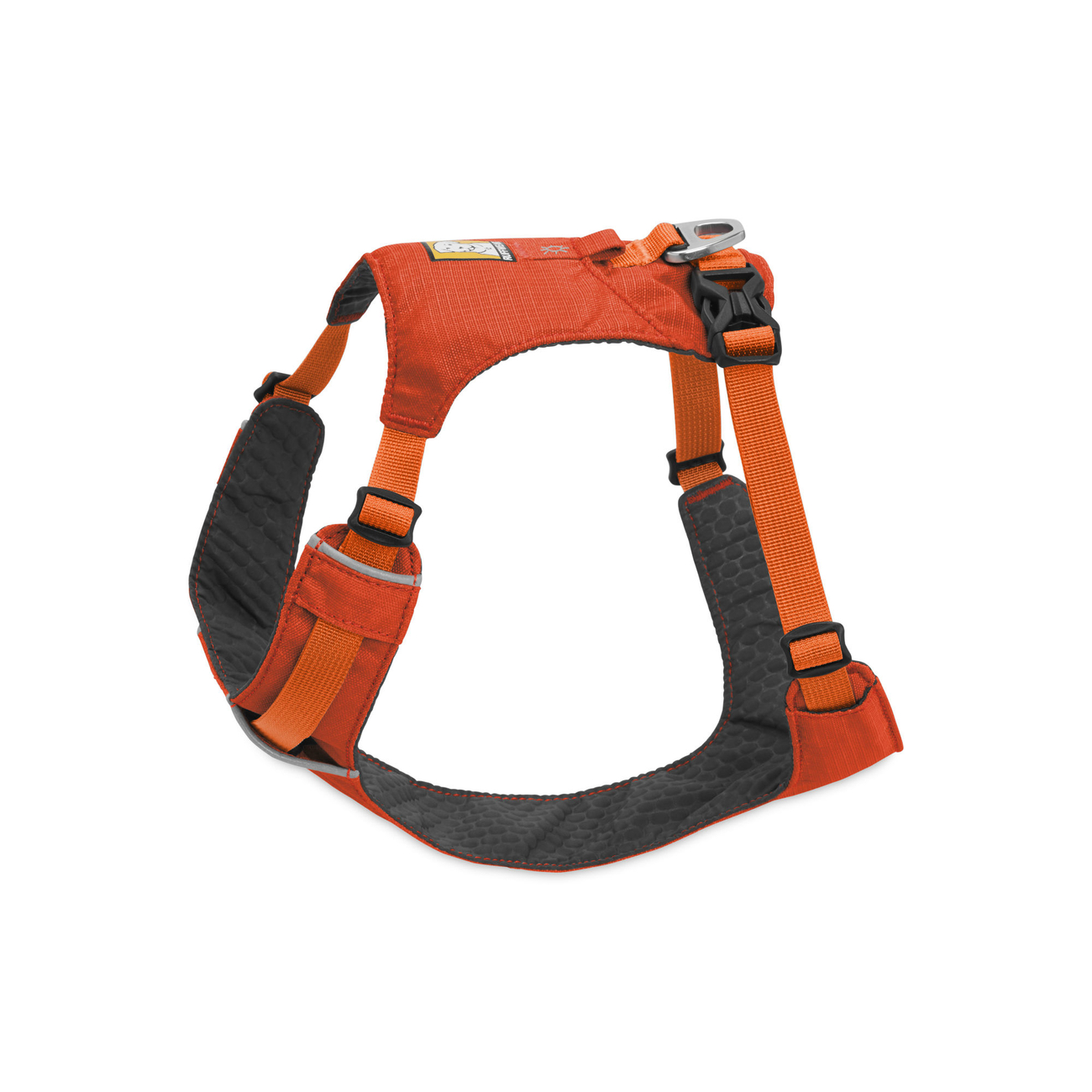 Ruffwear Hi & Light Harness Hundegeschirr, S, 56-69 cm, Sockeye Red