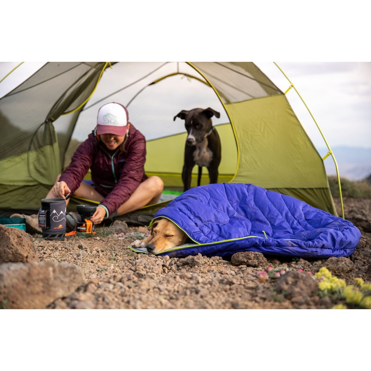 Ruffwear Highlands Sleeping Bag™ Schlafsack für Hunde, Bild 16