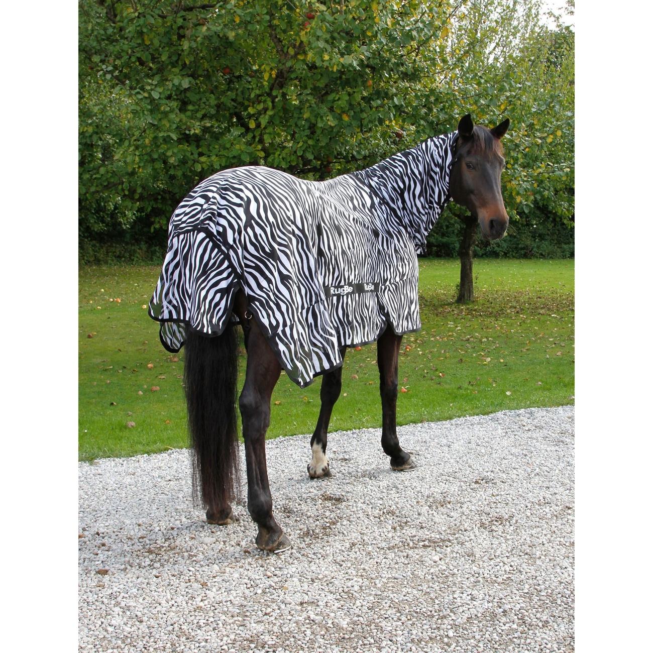 Covalliero RugBe Ekzemerdecke Zebra, Bild 2