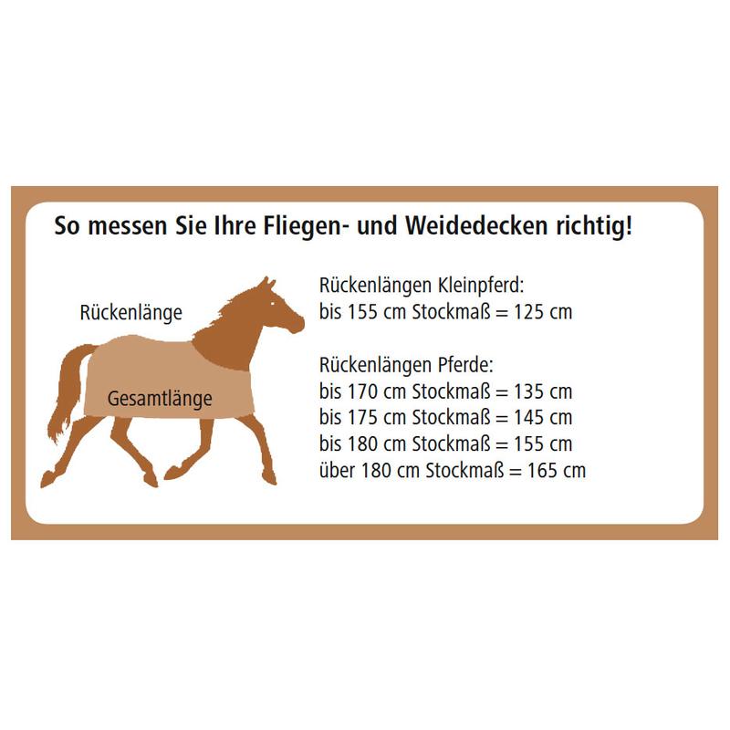 Kerbl RugBe Pferde Winterdecke IceProtect 300, Bild 6