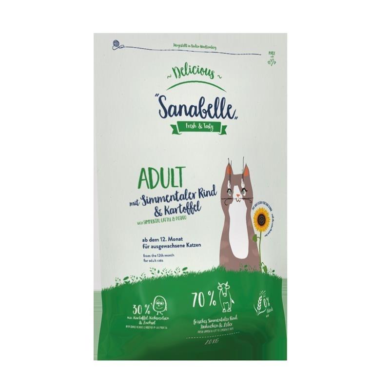 Sanabelle Delicious Adult Simmentaler Rind + Kartoffel, Bild 2