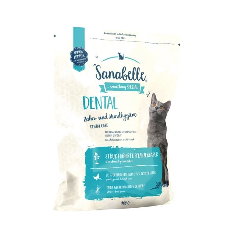 Sanabelle Dental Katzenfutter, Bild 3