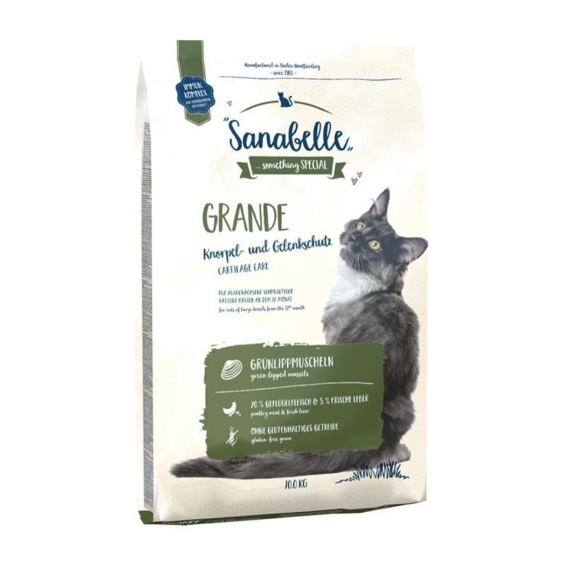 Bosch Sanabelle Grande Katzenfutter, 2 kg