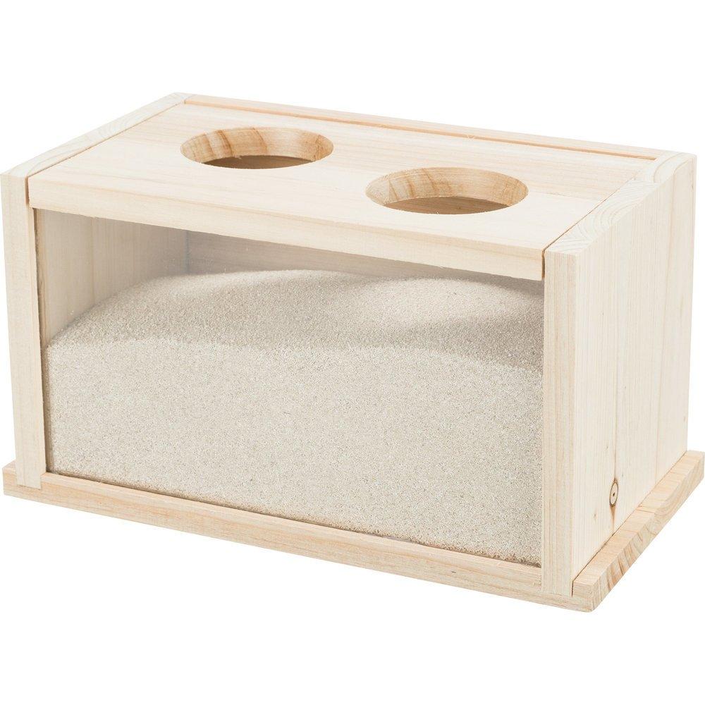TRIXIE Sandbad für Nager 63004, Bild 2