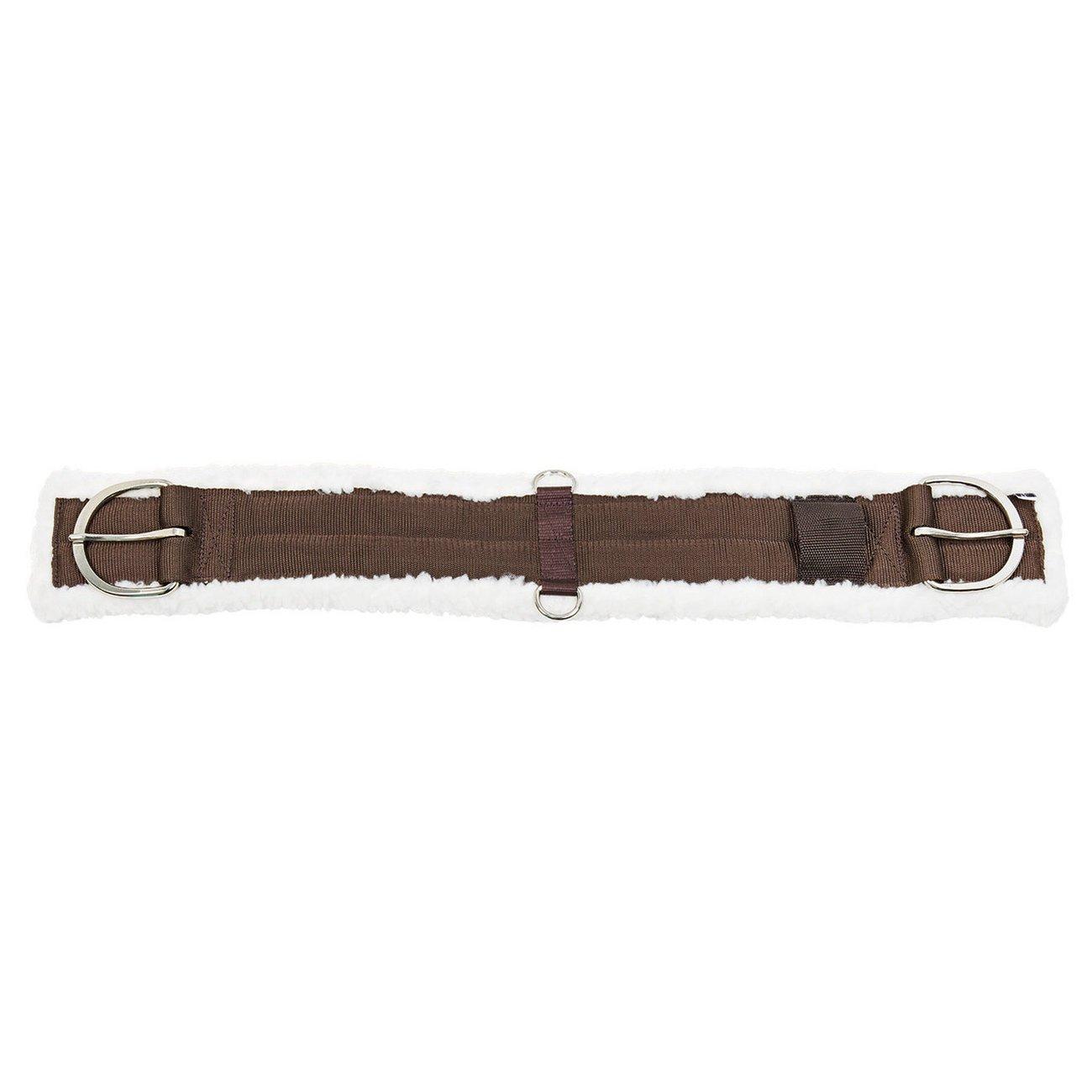 BUSSE Sattelgurt Vestan Western, 28 inch, 70 cm, braun