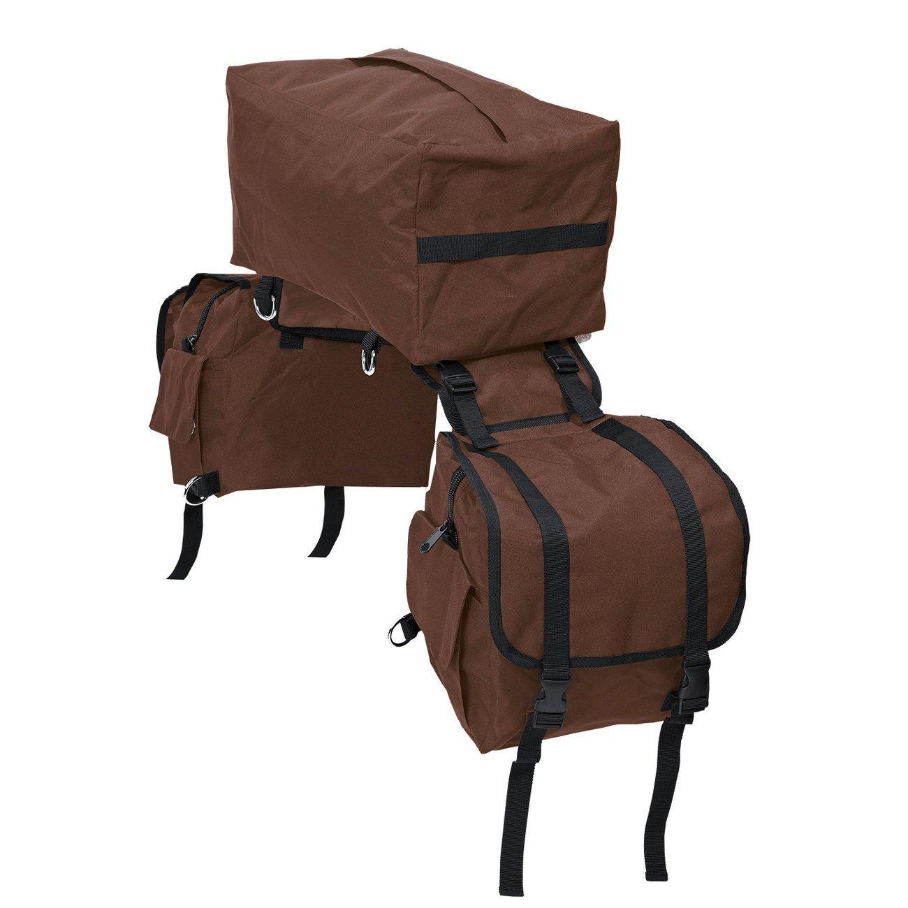 WILDHORN Satteltasche Packtasche 3-in-1, Bild 2