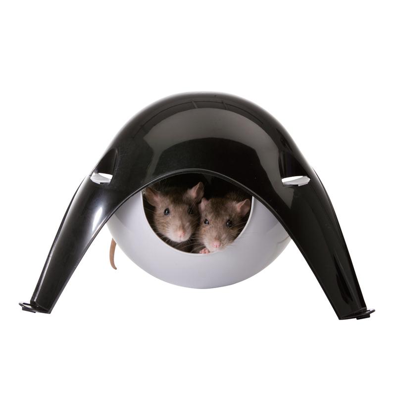 Savic Nagerhaus Sputnik, Bild 2