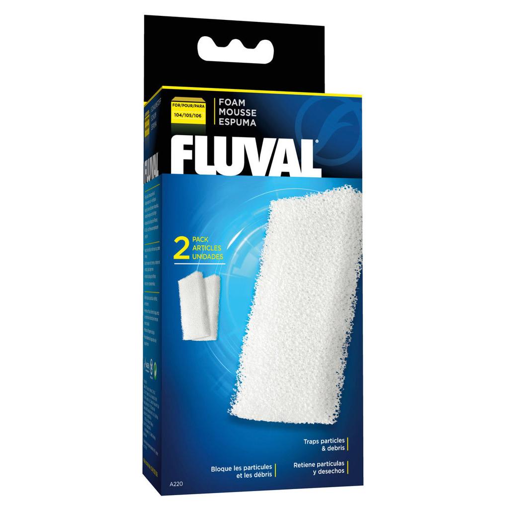 Fluval Schaumstoffpatronen für Aussenfilter