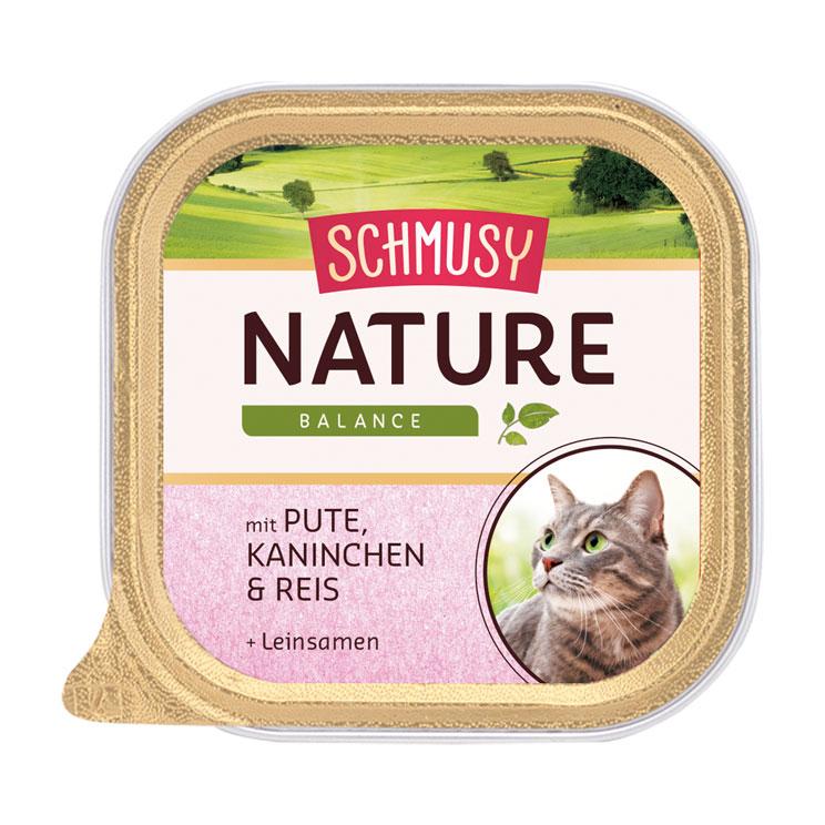 Schmusy Nature Katzenfutter Schälchen, Bild 3