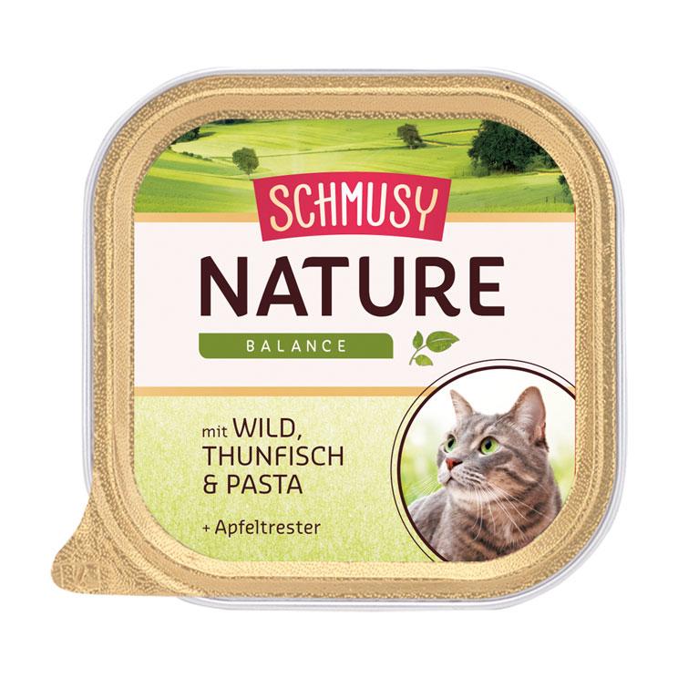 Schmusy Nature Katzenfutter Schälchen, Bild 4
